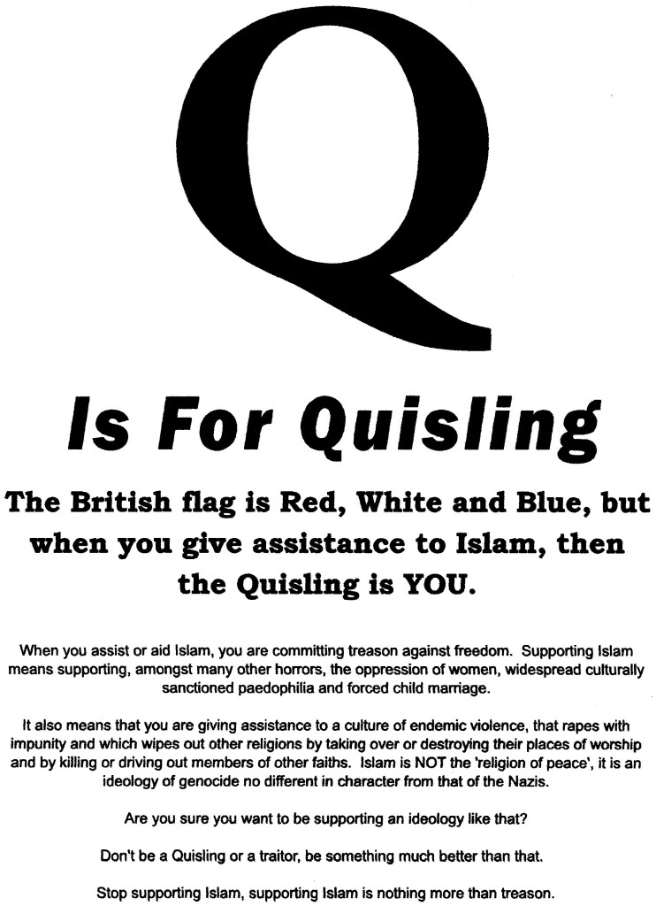 Q is for Quisling019
