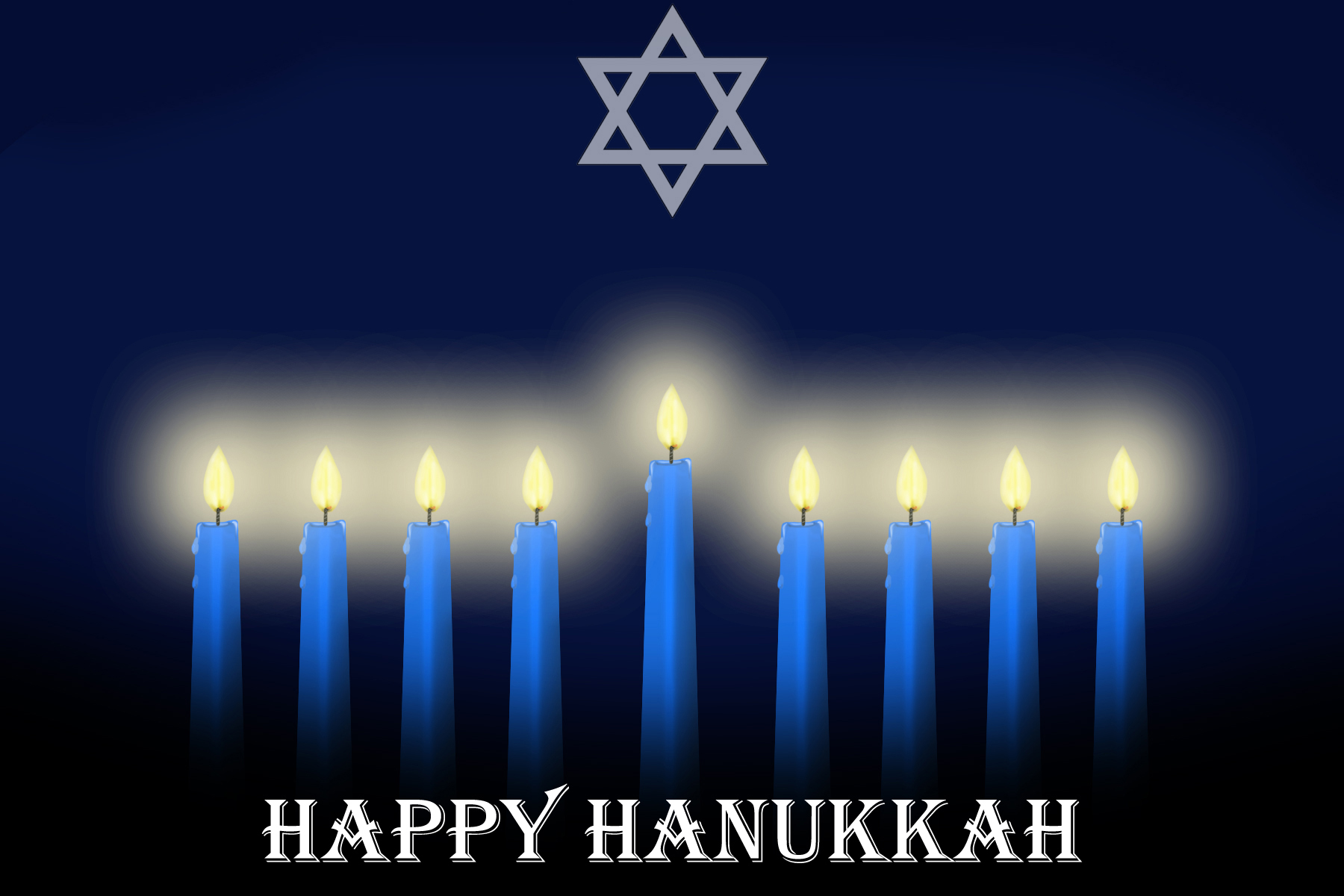 A Happy Chanukah To All This Blog S Jewish Readers