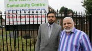 Dr Sohail Hameed (pictured on left). A man who is a threatener, who consorts with Islamic extremist groups and is an alleged liar and serial bullshitter.