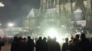 The chaos in Cologne when Muslims attacked German women in a rape jihad attack.