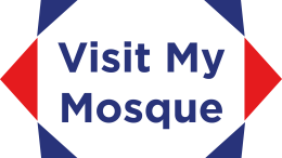 The 'visit my mosque' logo