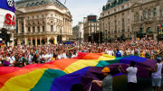 Pride - It's the British gay scene on display, not the ordinary gay British person
