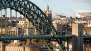 Newcastle Upon Tyne in England's North East
