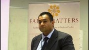 Fiyaz Mughal of the Faith Matters organisation