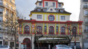 The Bataclan Theatre in Paris where Muslims murdered 89 innocent people.