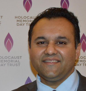 Fiyaz Mughal of Faith Matters / Tell Mama who is laughing all the way to the bank to the tune of £750K