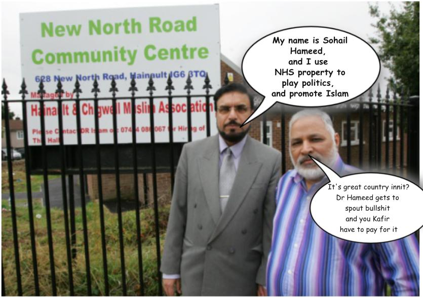 Hameed misusing nhs property-page001