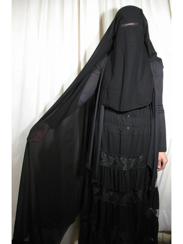 The Niqab, neither it nor what it represents is wanted in Britain. The sight of it, and the meaning of it, is offensive. It represents misogyny.