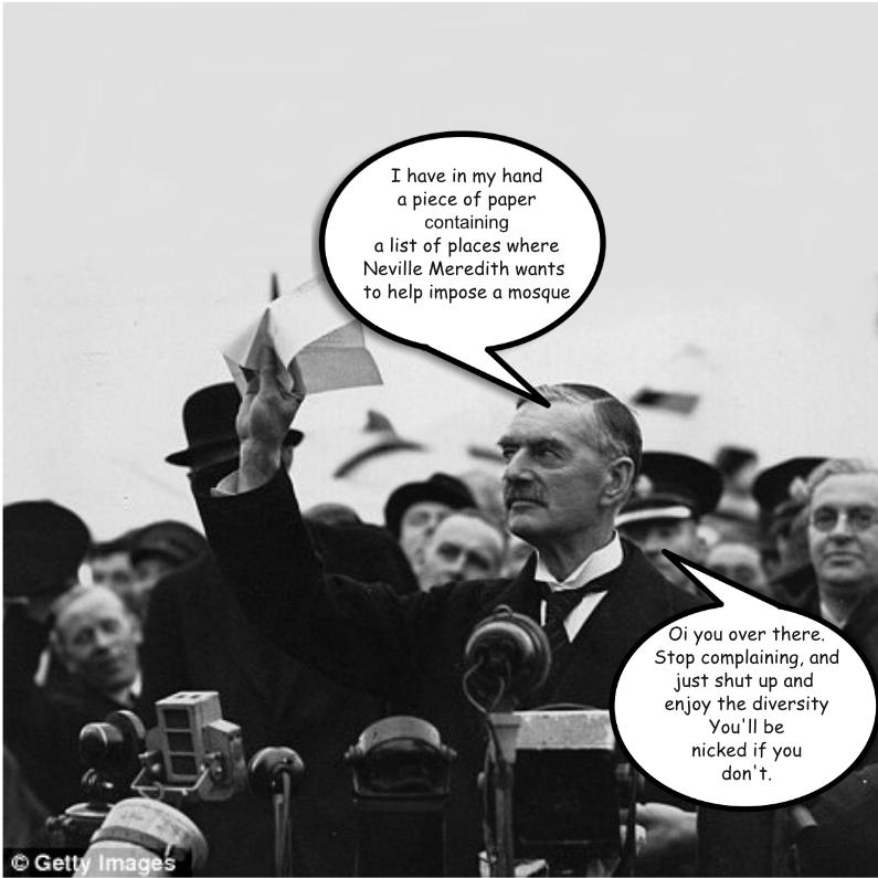 why did chamberlain s policies appeasement change 1938 1939