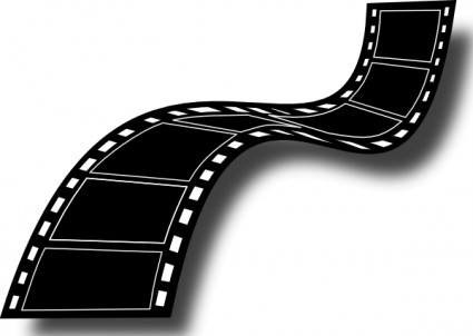 Friday night movie clip art new image