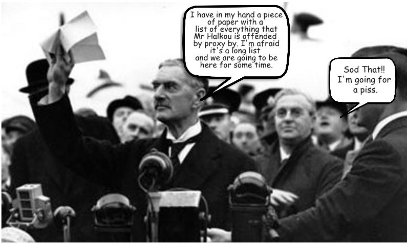 british appeasement in the 1930s