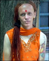 The former Steve Cooper in full Hindu goddess mode.