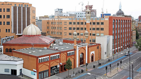 The extremism linked East London Mosque
