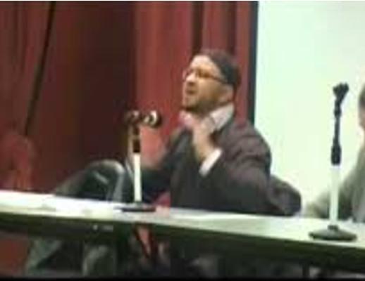 Junaid Ahmed of Islamic Forum Europe